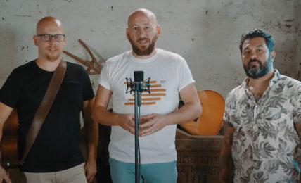 Sacro Song (Gável András, Gável Gellért, Mező Misi)