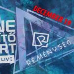 Reménység együttes online koncert 2020