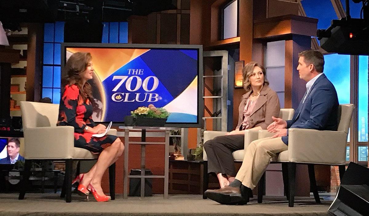 700-as Klub az ATV műsorán