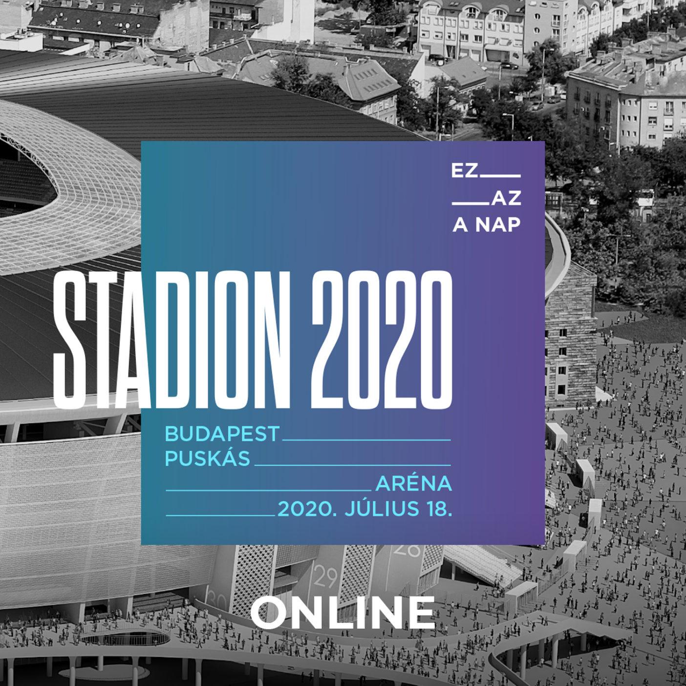 Ez az a nap! Stadion 2020 albumborító
