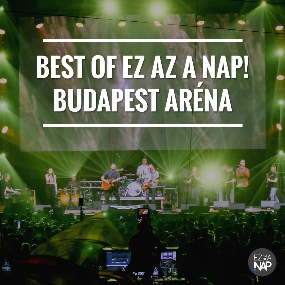 Spotify - Best of Ez az a nap! Budapest Aréna