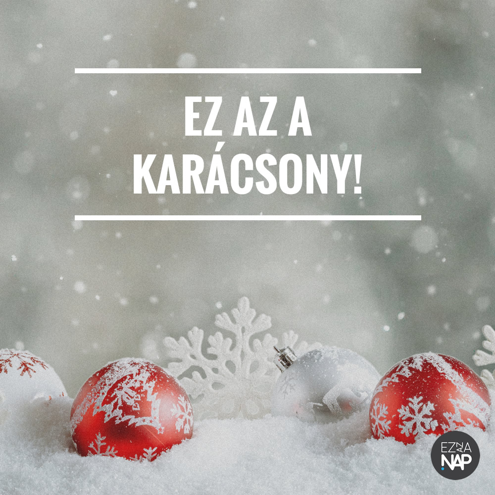 Spotify - Ez az a Karácsony!