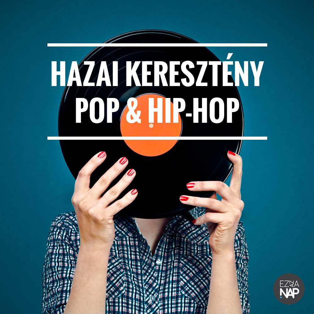 Spotify - Hazai keresztény POP & HIP-HOP