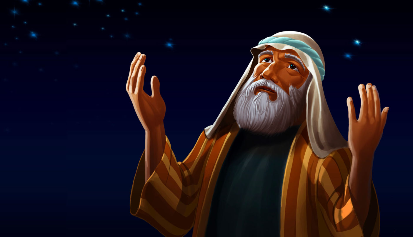 A hit hősei: Ábrahám