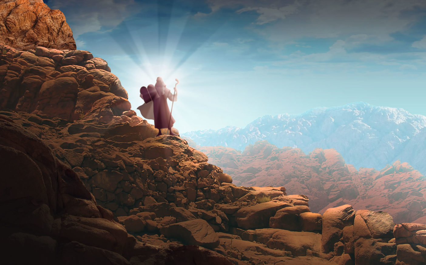 A hit hősei: Mózes