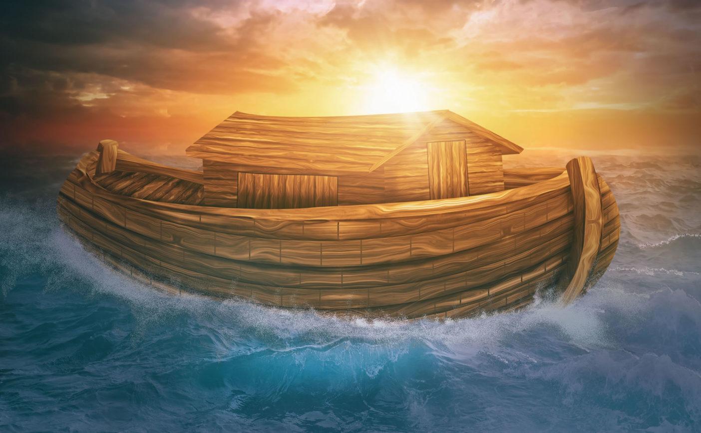 A hit hősei: Noé