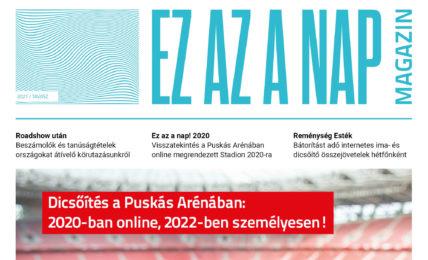 Ez az a nap! Magazin 2021. tavasz