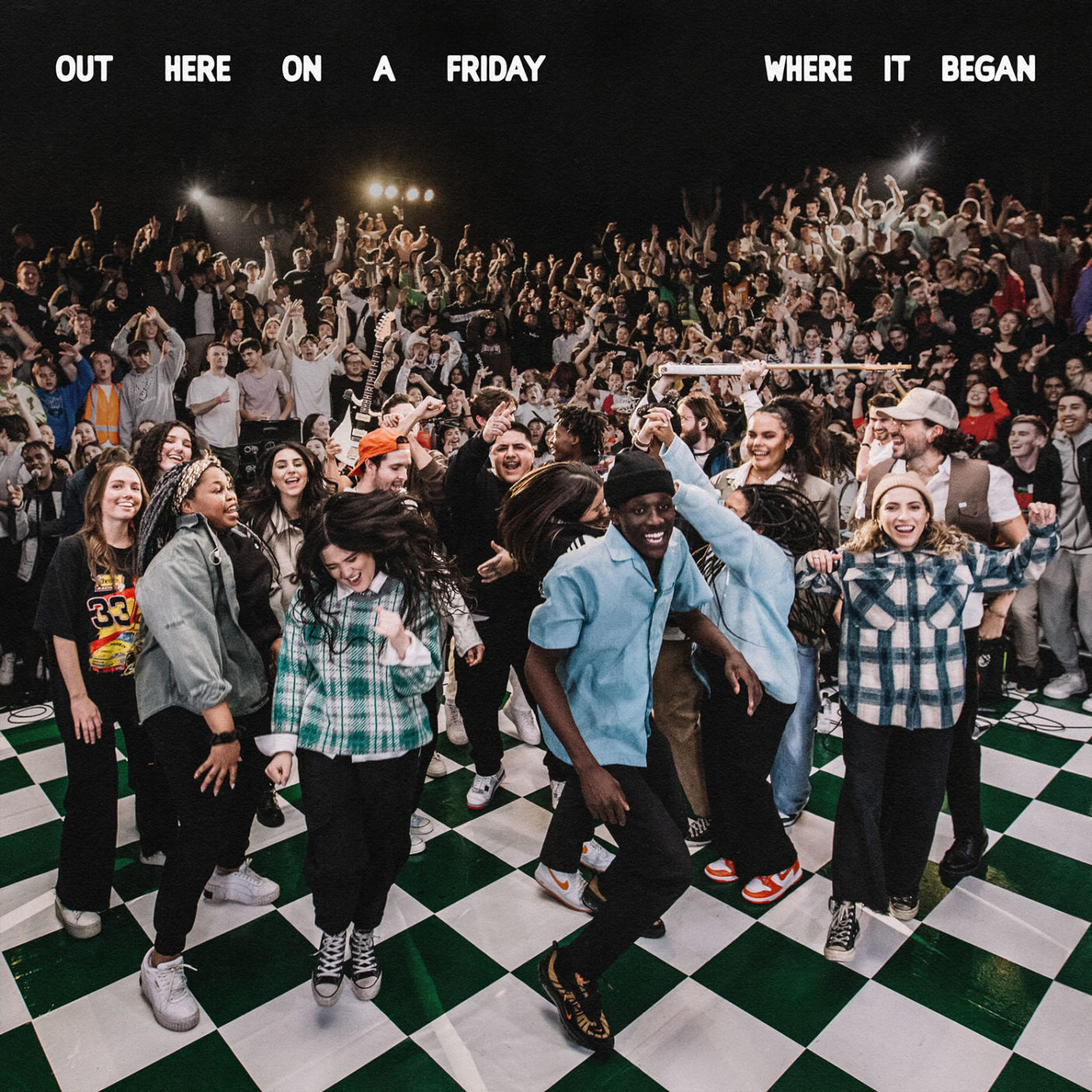 Hillsong Young & Free - Out Here on a Friday Where It Began